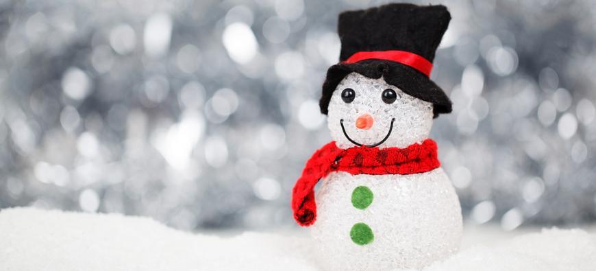 Kantoor tijdens kerstvakantie gesloten